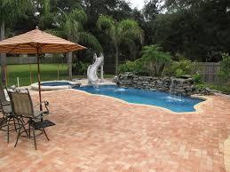 viking pools key west model free form inground fiberglass swimming