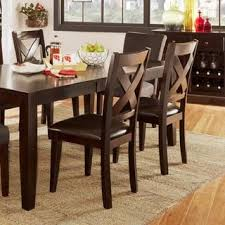 The  Best Black Leather Dining Chairs Ideas On Pinterest - Black wood dining room chairs