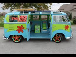 volkswagen bus interior the mystery machine literally my dream freaking car one day i