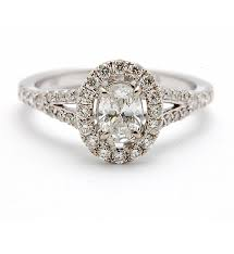 oval shaped engagement rings oval shaped diamond engagement ring henry wilson jewelers