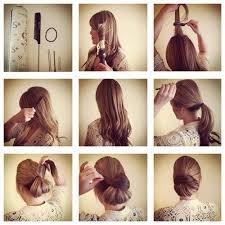 Hochsteckfrisurenen Jeden Tag by Hochsteckfrisurenen F Jeden Tag 100 Images Haarstyling Und