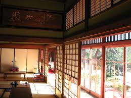 japanese old style house interior design in spectacular excerpt