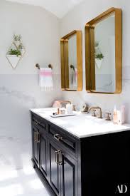 Mirror Ideas For Bathrooms 12 Bathroom Mirror Ideas For Every Style Architectural Digest