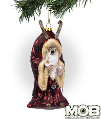 top your tree with krus or cthulhu popcorn horror
