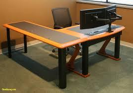 Unique Computer Desks Unique Computer Desk For Two Monitors Esg4u Beallsrealestate Com