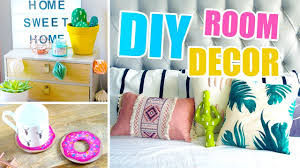 diy summer room decor 2017 youtube