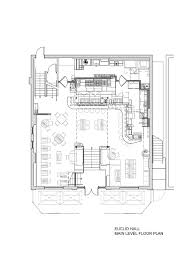 cafe and restaurant floor plan solution 15 smartness bar layout