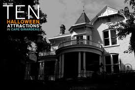 the top 10 halloween attractions in cape girardeau southeast