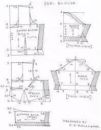 shirt pattern cutting pdf image result for blouse cutting tutorial pdf cuttings pinterest