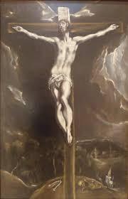 crucifixion of jesus christ el greco museo soumaya mexico