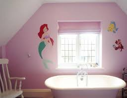 Mermaid Bathroom Decor Wonderful Mermaid Themed Bathroom U2014 Office And Bedroom