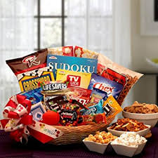 get well soon gifts feel better soon get well gift basket grocery
