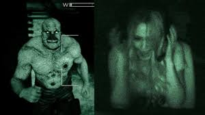 how scary is outlast ign video