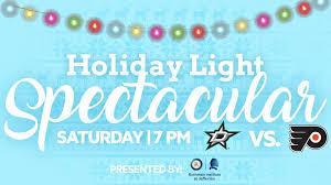 philadelphia light show 2017 philadelphia flyers to introduce new holiday light show