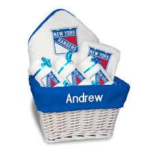 New York Gift Baskets Nhl New York Rangers Baby Shop Nhl Com