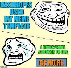 Troll Meme Maker - crying troll face meme generator imgflip