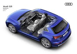 Audi Q5 Blue - 2017 audi q5 priced from eur 39 500 gbp 37 170 autoevolution
