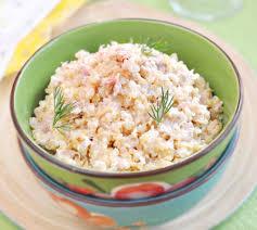cuisiner du quinoa risotto de quinoa au thon recette risotto de quinoa au thon