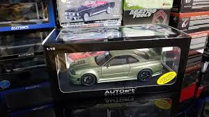 nissan skyline fast and furious interior 1 18 gtr diecast modern manufacture ebay