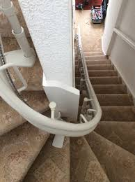 stannah 260 siena curved stair lift stairlifts in devon