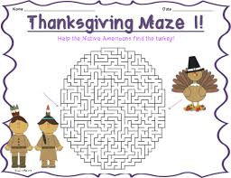 mazes and word searches