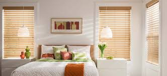 2 Faux Wood Blinds Faux Wood Blinds Alta Window Fashions