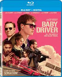 amazon com baby driver blu ray ansel elgort kevin spacey