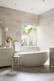 Contemporary Bathtub Florida Tile Streamline Bathroom Contemporary With Open Modern