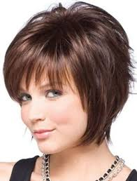 curly layered bob double chin 12 short hairstyles for round faces with double chin new natural