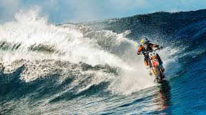 here u0027s how that nut surfed on a motorcycle wired