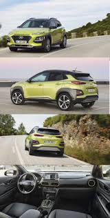 new hyundai kona first official photos including interior