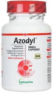azodyl probiotic supplement for dogs cats vetoquinol supplements