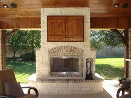 Build Outdoor Tv Cabinet Outdoor Living