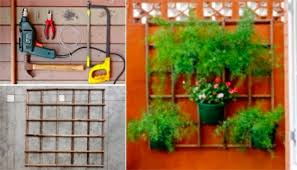 Vertical Garden For Balcony - 2 diy ideas for vertical gardens to make the most of your balcony