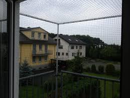 balkon katzensicher machen katzennetz für balkon in bonn fenster katzensicher machen