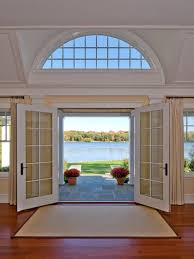 designer french doors french door window treatment home design