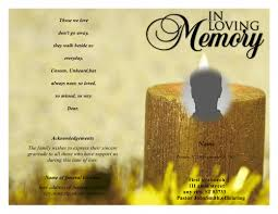 Bereavement Gifts Bereavement Gifts Funeral Templates Funeral Programs Funeral