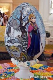 Easter Egg Decorating Frozen by Photo Tour The 2016 Grand Floridian Resort Chocolate Easter Egg
