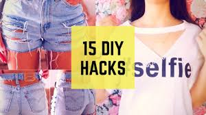 Diy Hacks Youtube by Easy Way To Turn Old Clothes Into New Clothes Diy Hacks Diy