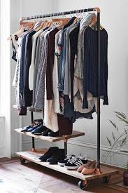 idee rangement vetement chambre dressing solutions pratiques de rangement ideeco avec rangement