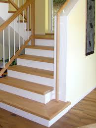 treppen holzstufen geländer und stufen für bestehende treppen