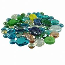 gems for table decorations bilipala decorative glass gems flat bottom fish marbles for vases