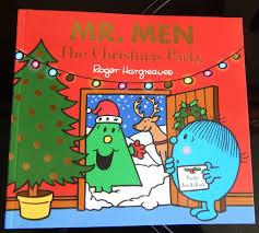 men christmas party book review 40 mum