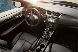 nissan sentra interior 2017 safety is a top priority in the stylish 2017 nissan sentra