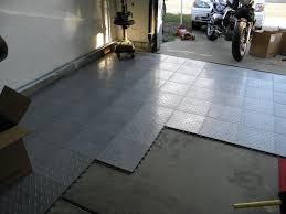 Garage Floor Tiles Cheap Garage Floor Tiles Vs Epoxy Tile Flooring Design