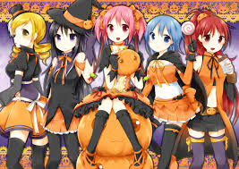halloween background anime 1920x1080 anime halloween hd wallpapers page 2