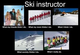 Skiing Meme - this mountain life what s it like to be a ski instructor