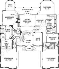 Car Plans by Alexandra Luxury House Plan House Plan Designer