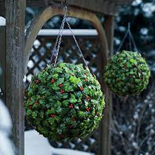 Pre Lit Topiary Artificial Topiary Balls All Sizes Best Quality And Great Service