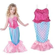 Mermaid Halloween Costume Toddler Customized Shrek Princess Fiona Dress Princess Cosplay Costume